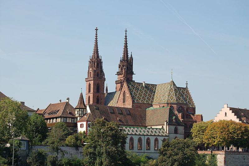 basilea cattedrale