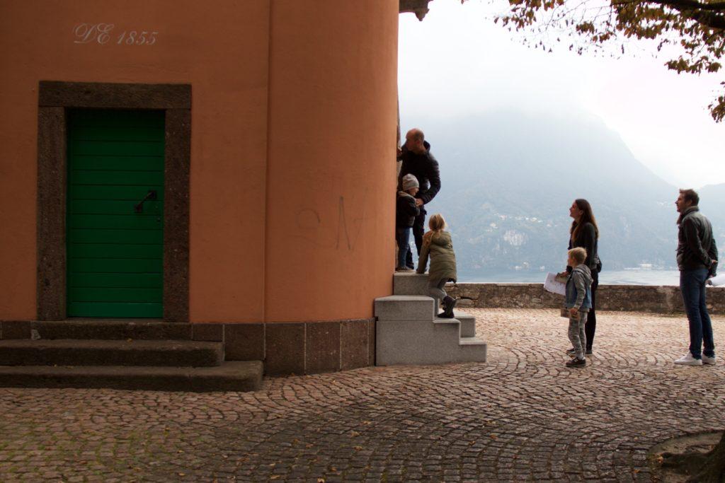 Lugano foxtrail,in giro per la città