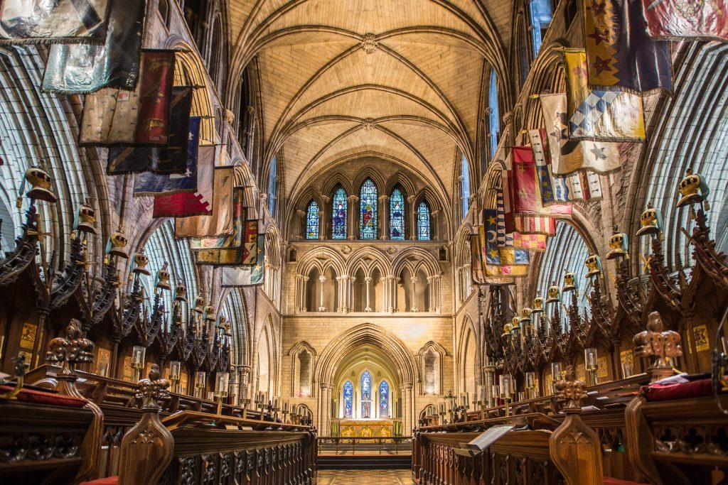 cattedrale san patrizio dublino