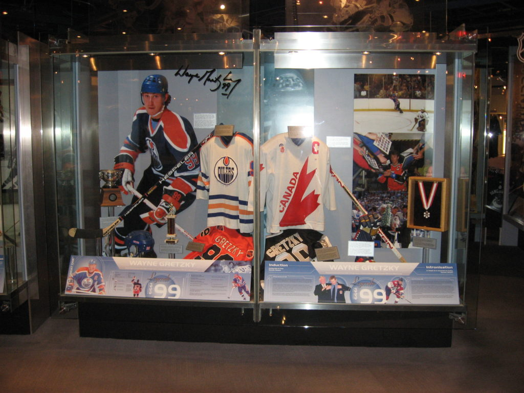 canada, toronto hockey hall of fame