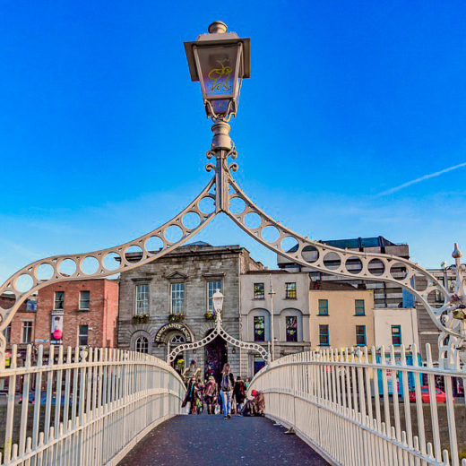 ha penny bridge dublino
