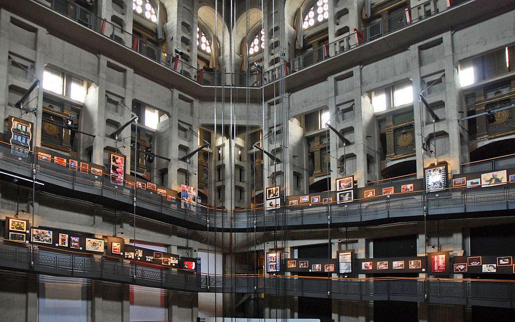 ascensore panoramico mole torino