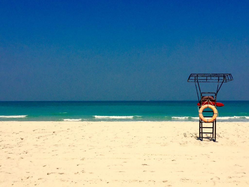 abu dhabi spiagge