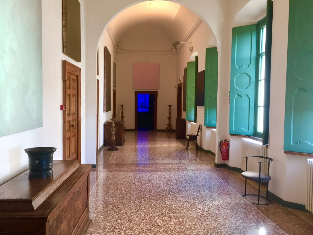 interno di Villa Panza