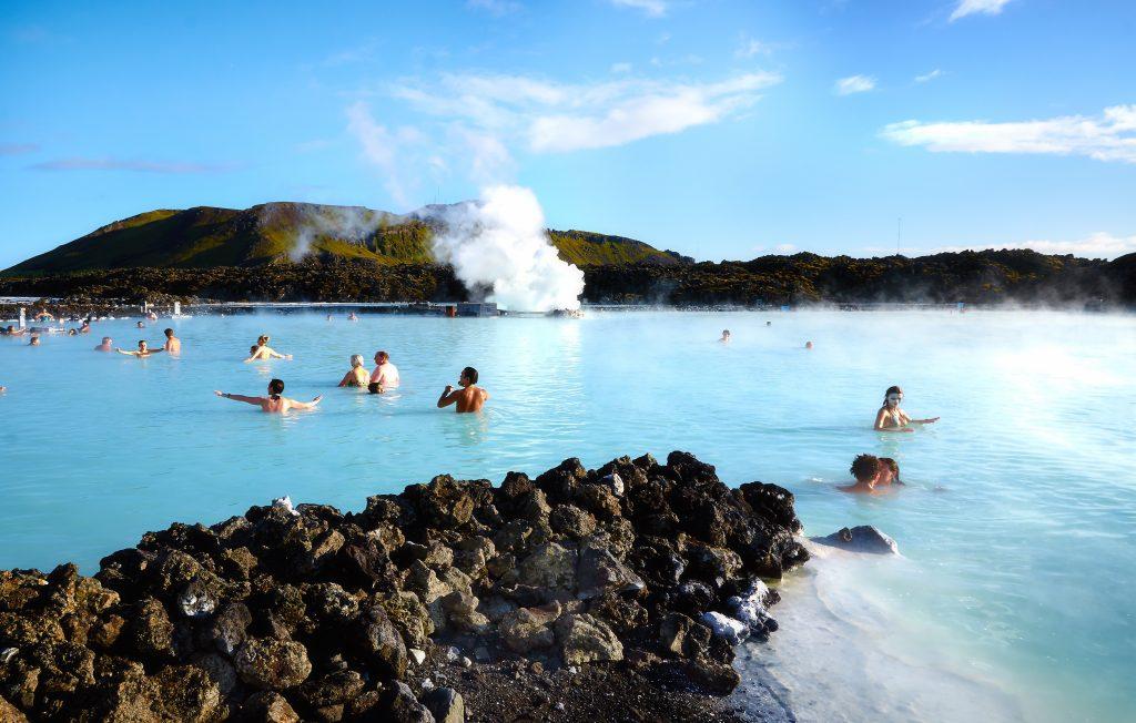 islanda golden circle laguna blu