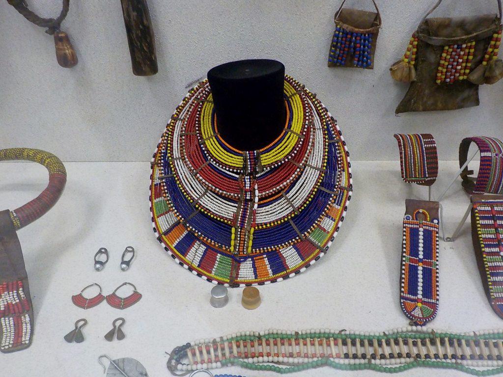 museo castiglioni di varese con bambini, reperti d'Africa