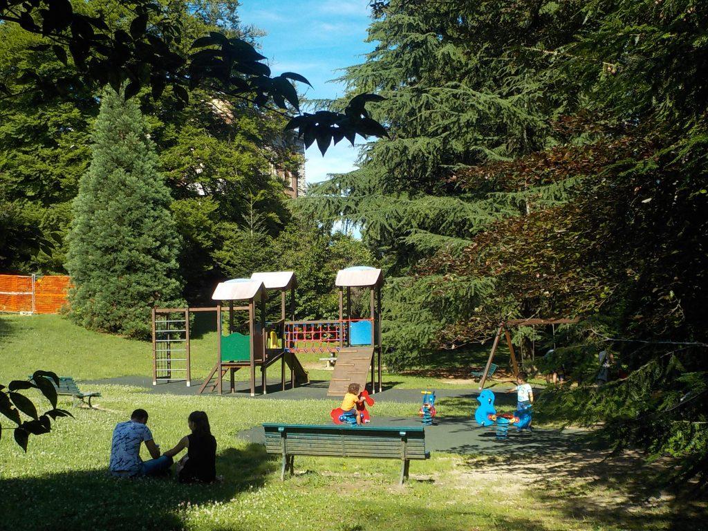 museo castiglioni di varese con bambini parco