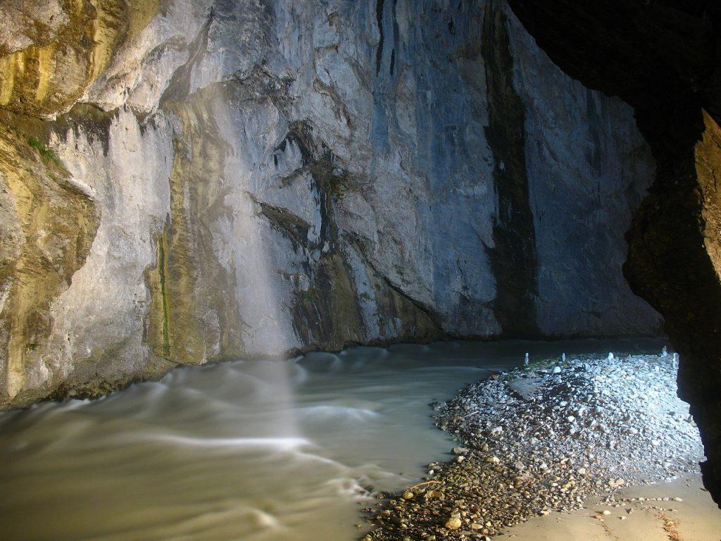Gole della Aare e cascate di  Reichenbach