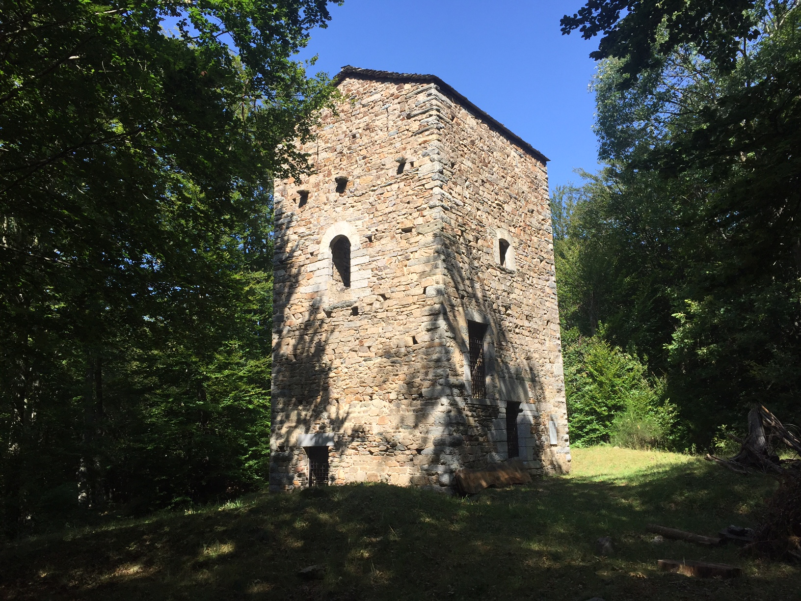 the tower of redde