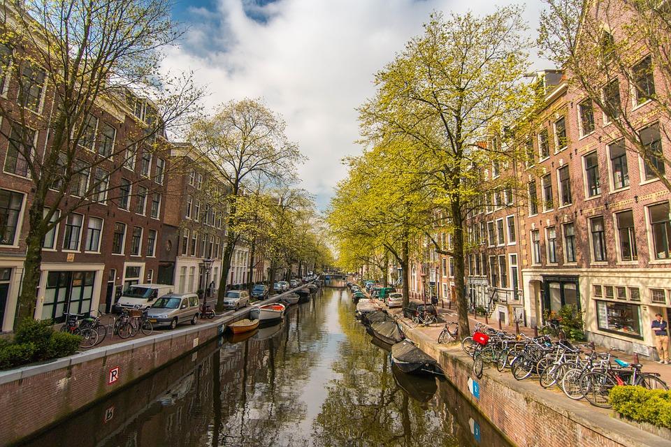 Amsterdam città da visitare in autunno