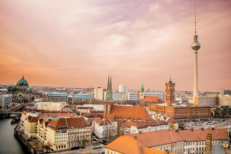 Berlino città da visitare in autunno