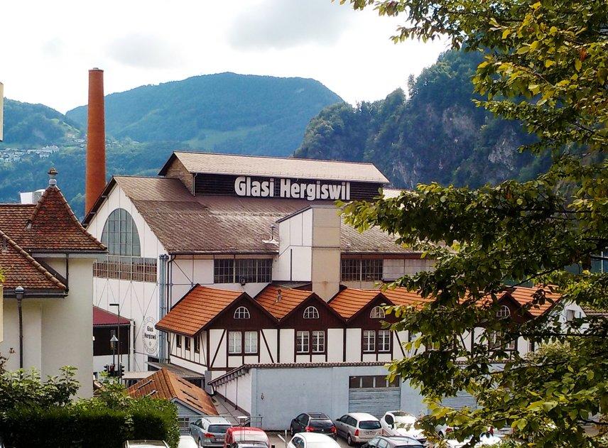 Glasi di Hergiswil, fabbrica vetro