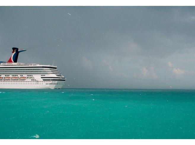 caraibi crociera: nave