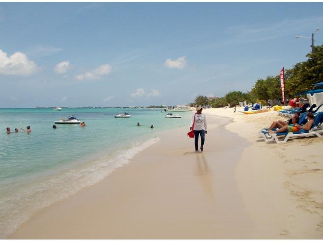 caraibi crociera: grand cayman