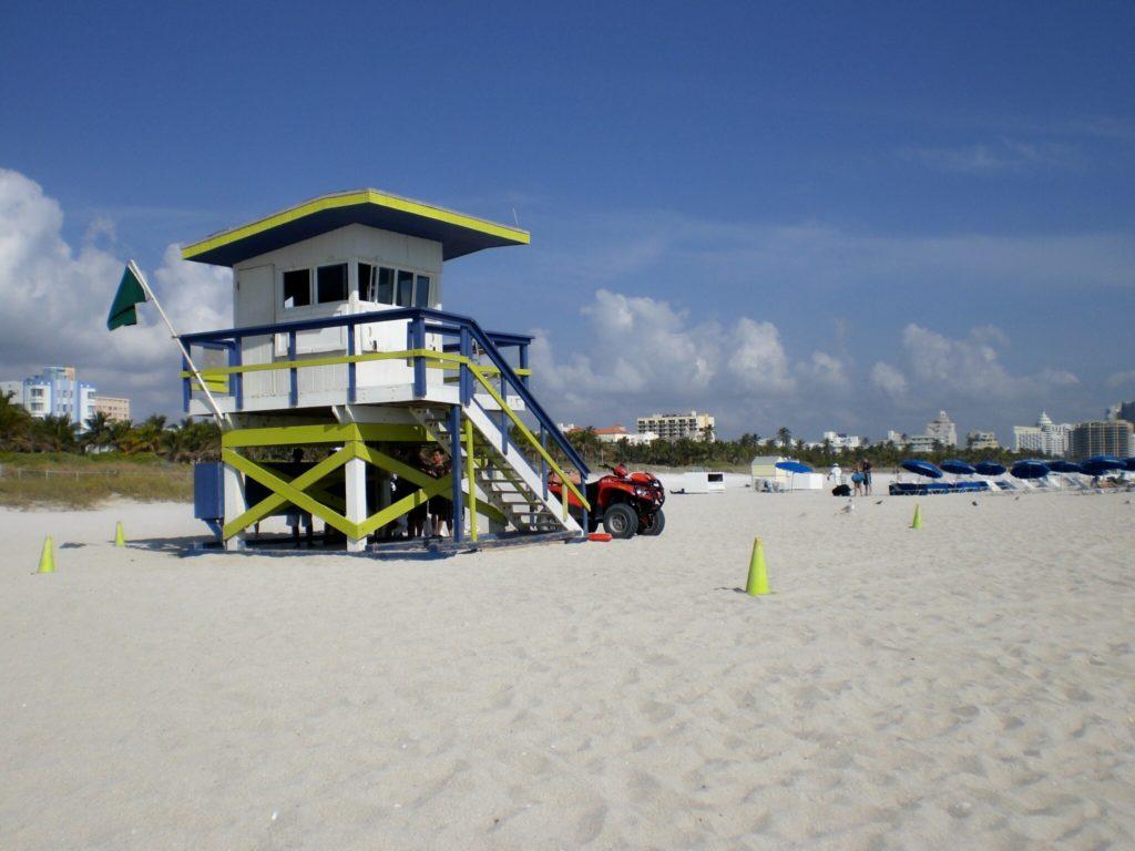caraibi crociera: miami spiaggia