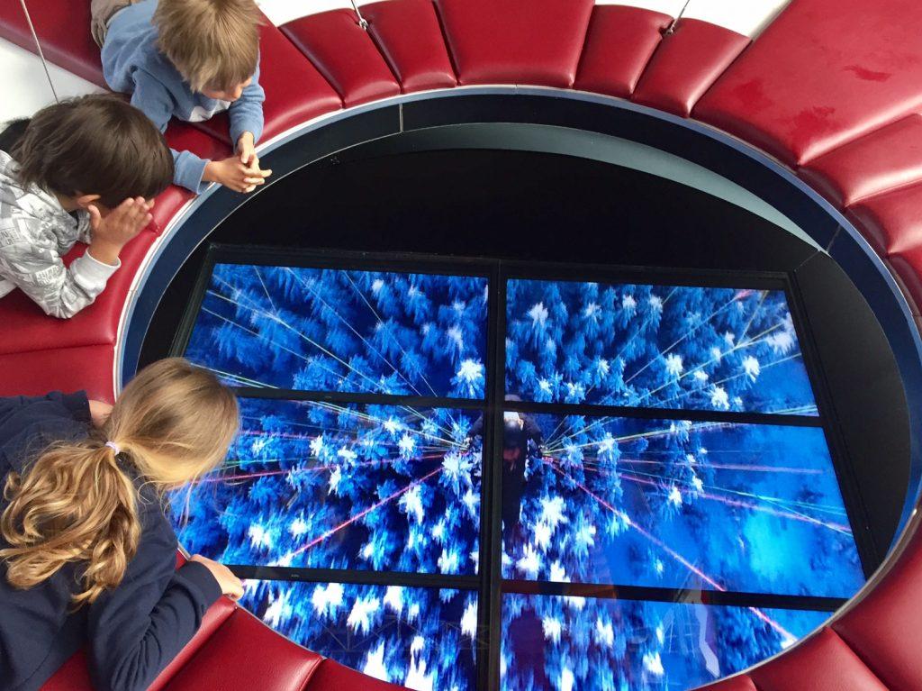 museo dei trasporti e planetario, lucerna.