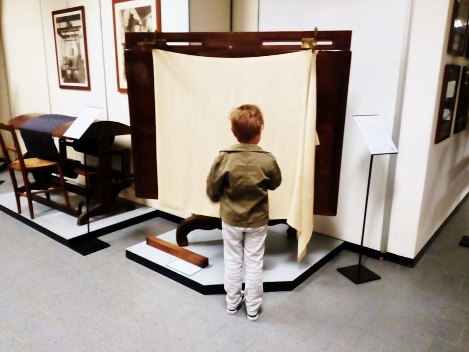 museo didattico della seta como, visita