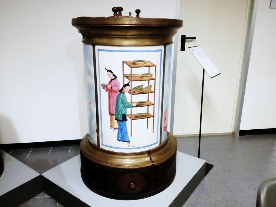 museo didattico della seta como