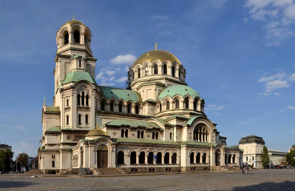 bulgaria sofia cathdral