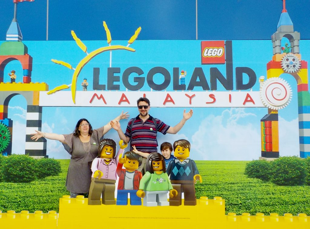 In the land of Sandokan: a day trip to Legoland Malaysia