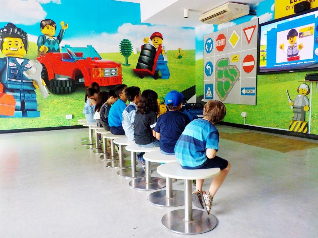 legoland malesia scuola guida