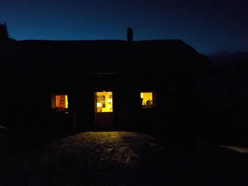 cucurei at night