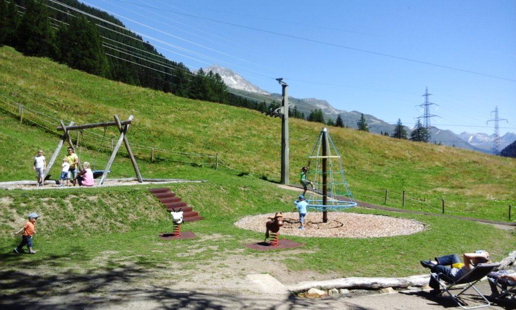 Cioss Prato parco giochi
