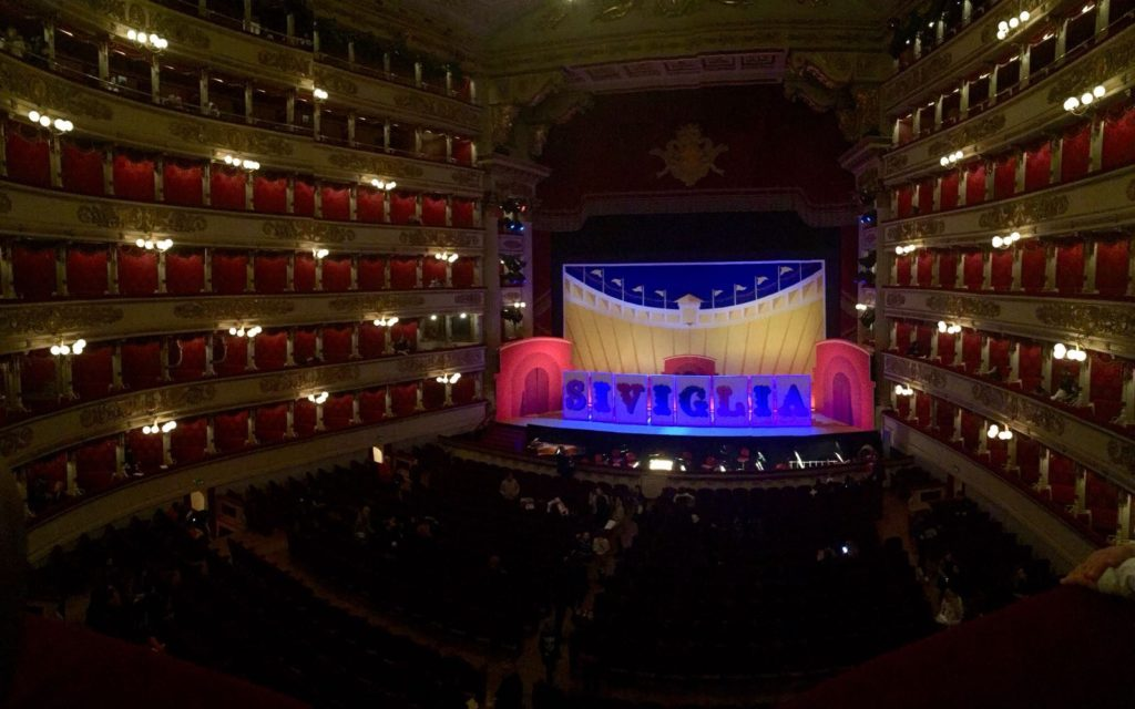 scala theater Milan