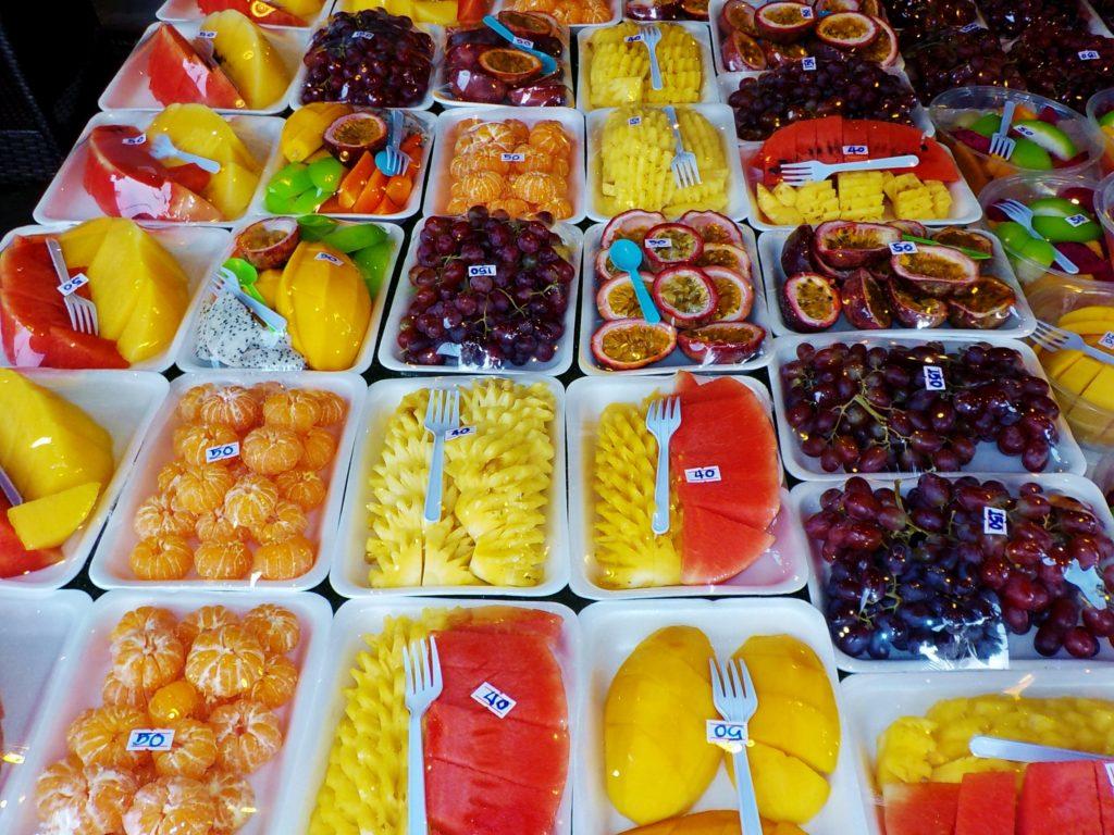 frutta tailandese