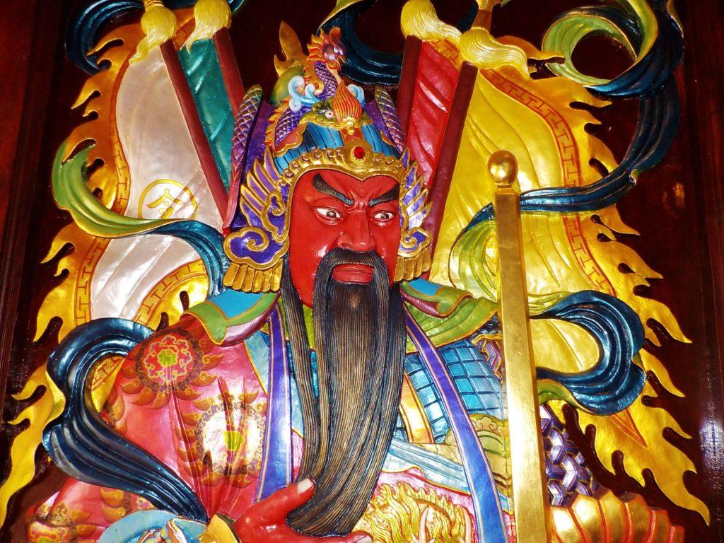 kata phuket tempio
