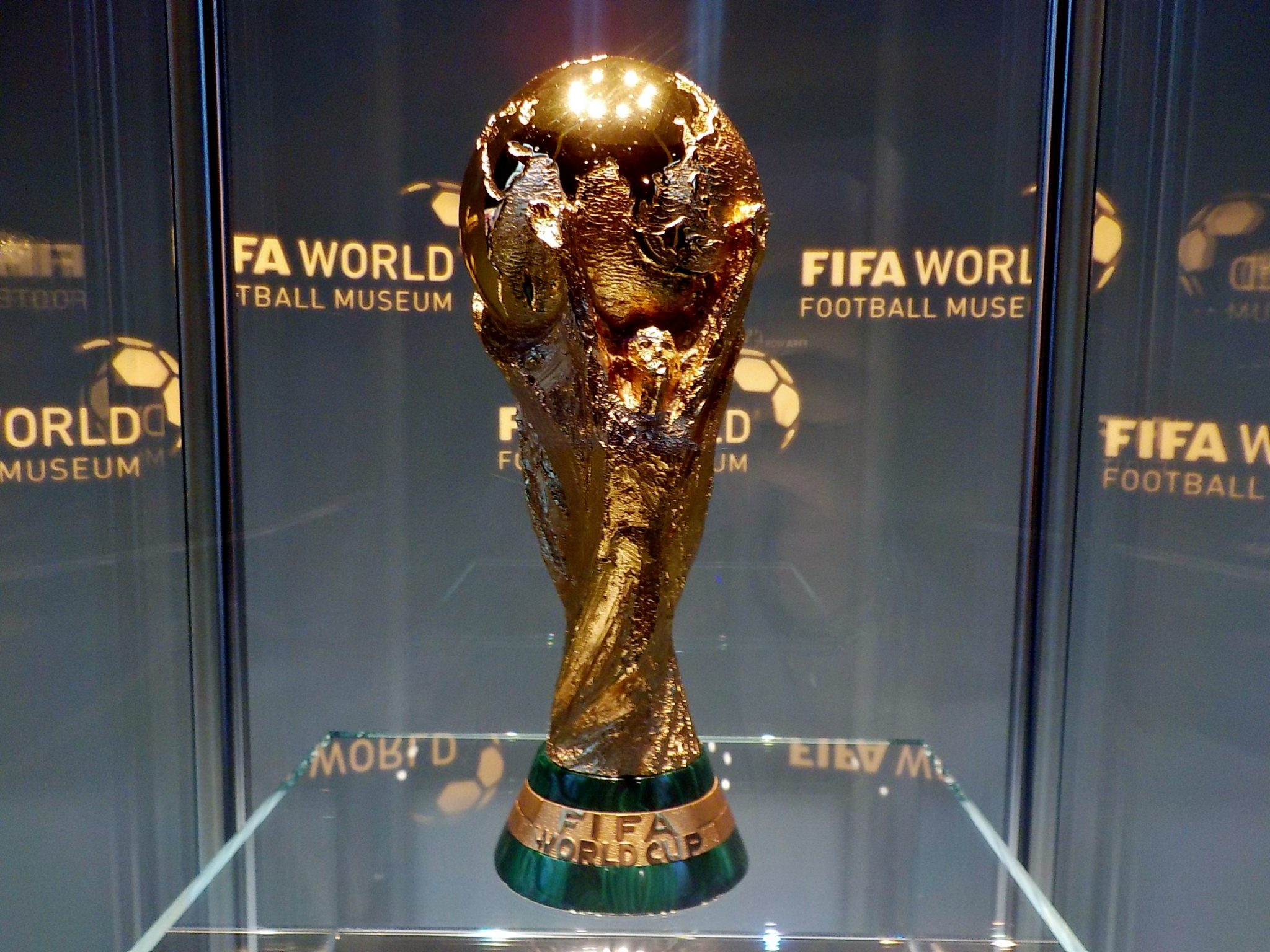 world cup at FIFA World Football Museum