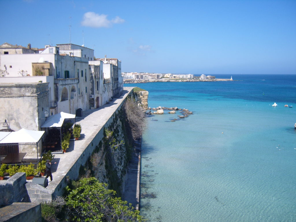 Salento seaside town