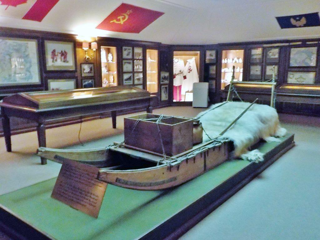 museo delle esplorazioni,  villa Balbianello