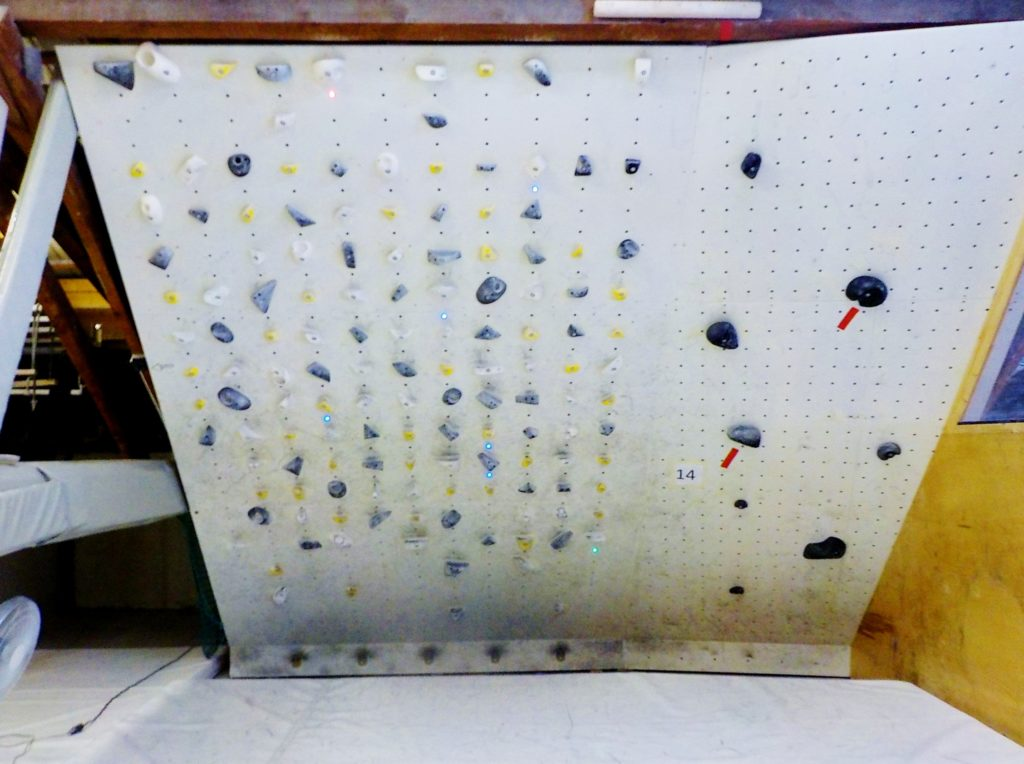 moon board all'alphaboulder