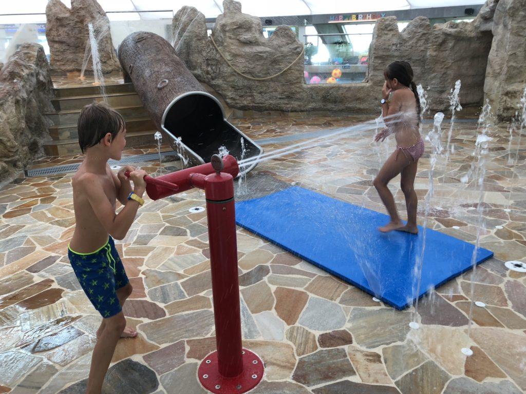 splash and spa