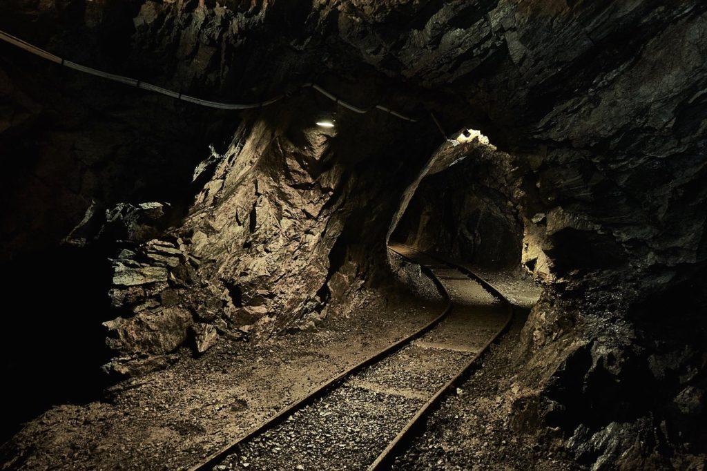 miniera d'oro Sessa