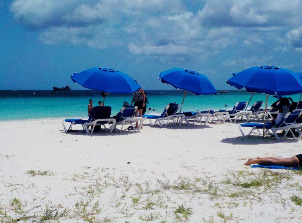 una delle più belle spiagge di barbados