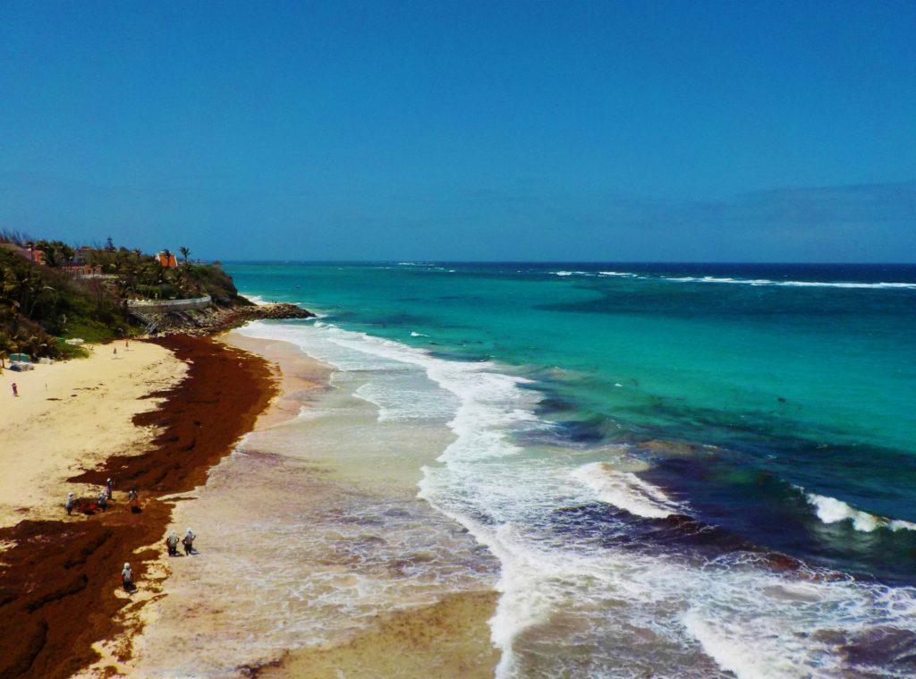 crane beach, spiagge di barbados con bambini
