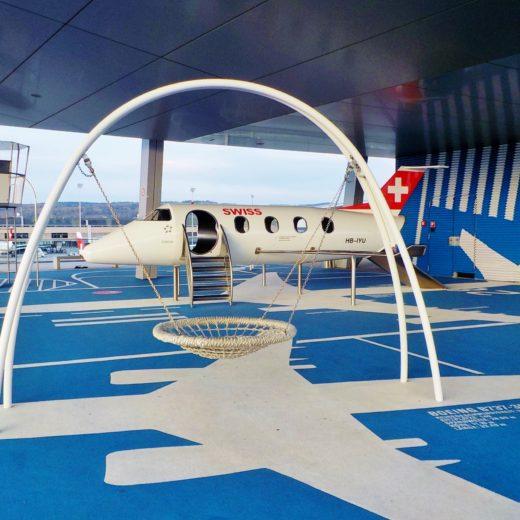 parco giochi aeroporto zurigo