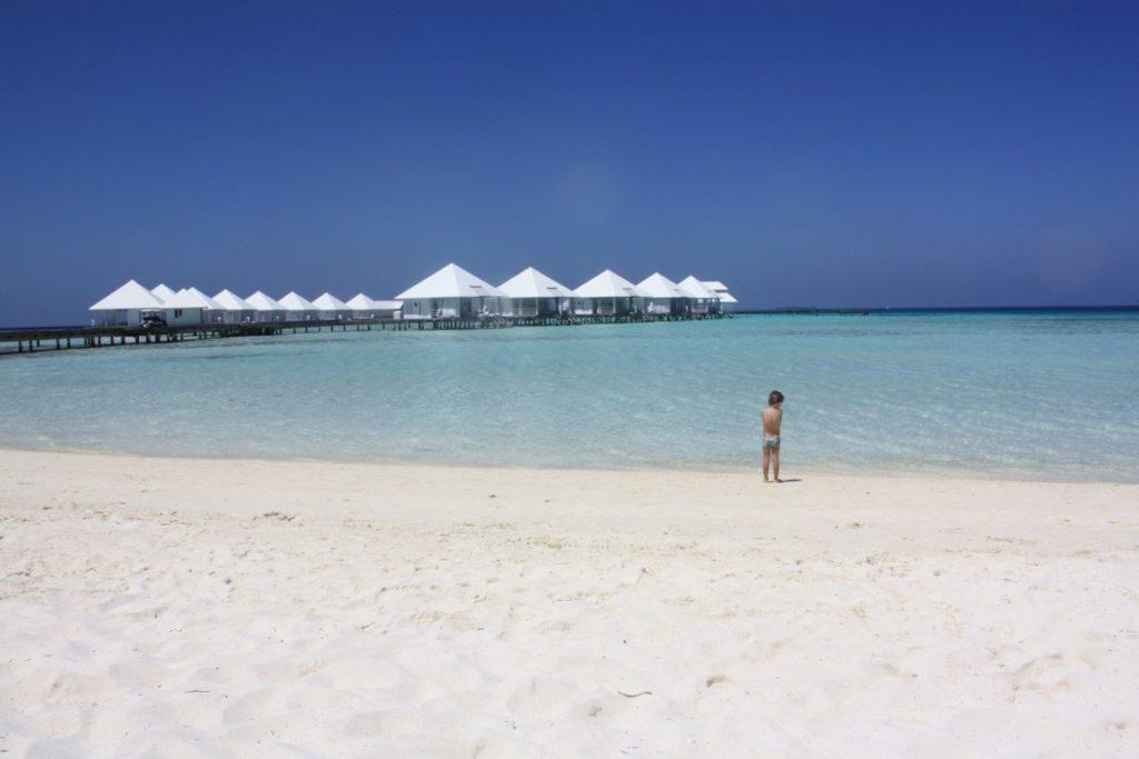 maldive in inverno