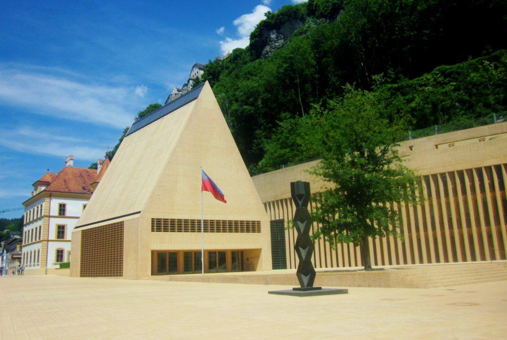 liechtenstein center vaduz