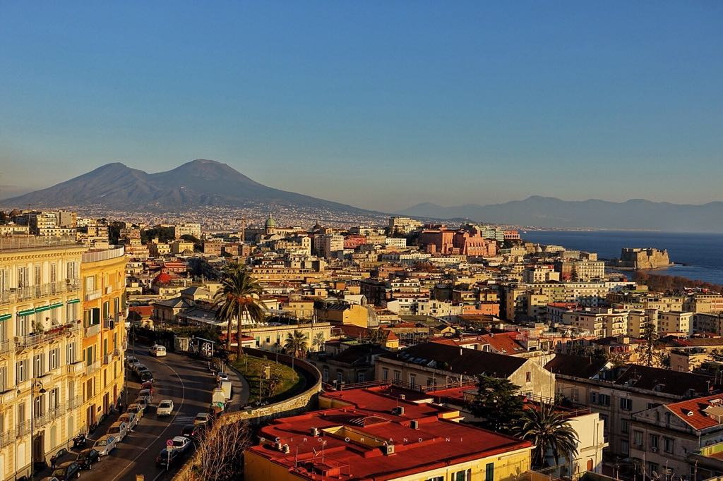 Napoli Naples Italy We Interview Cristina From The Blog Viaggiapiccoli Mini Me Explorer