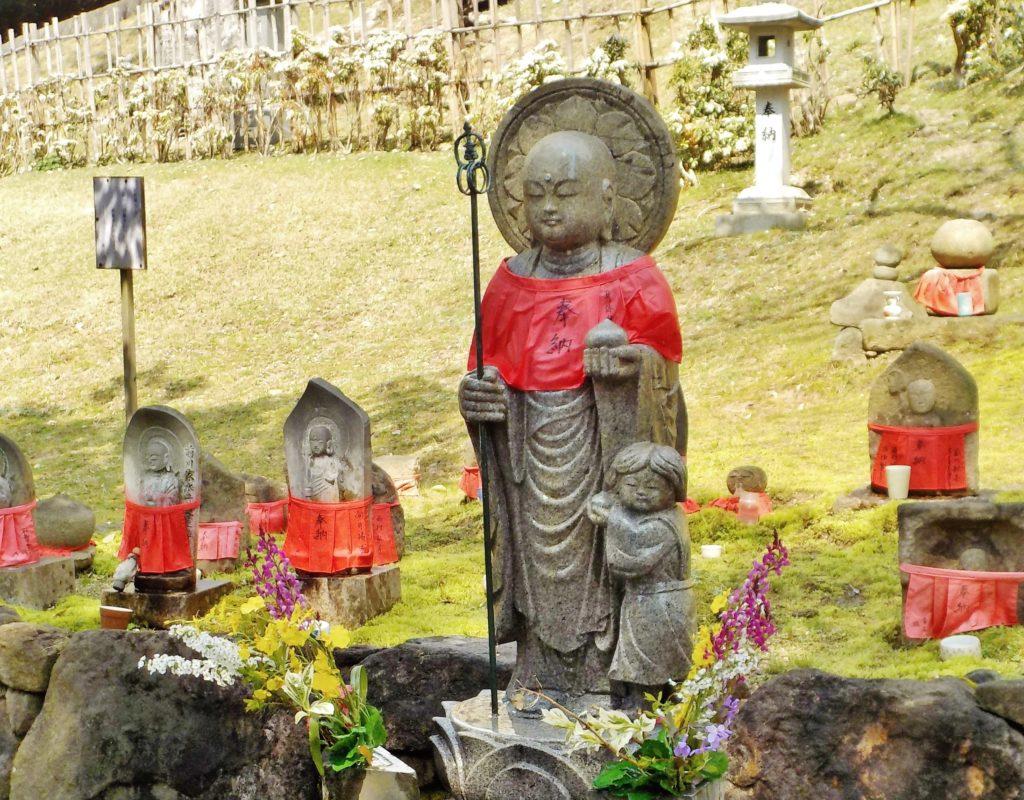 statuette jizu
