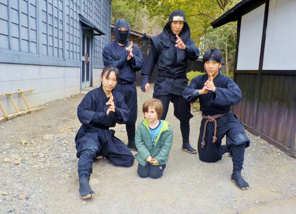 ninja a nikko edomura