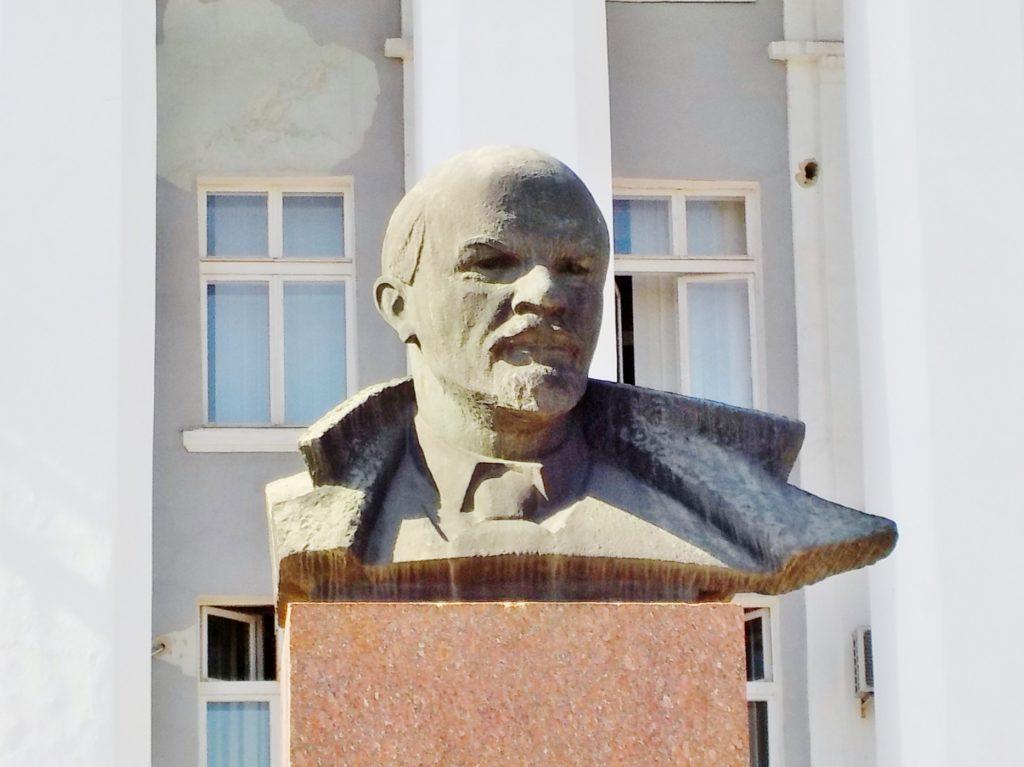 transnistria statua