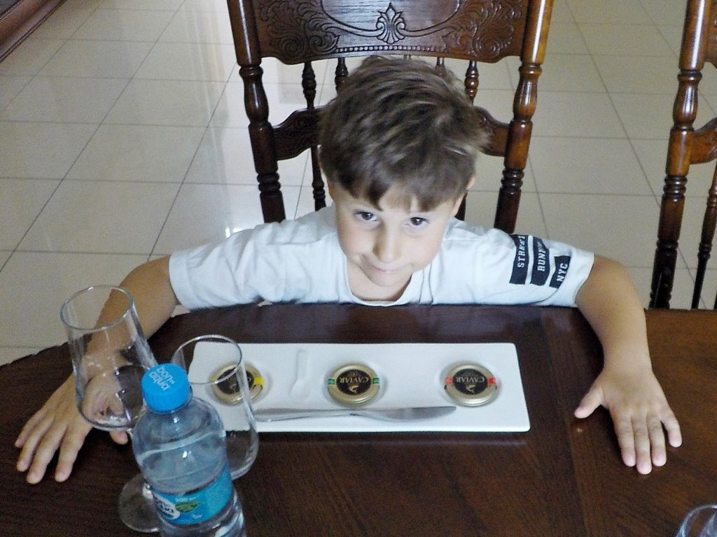 caviale aquatir tiraspol