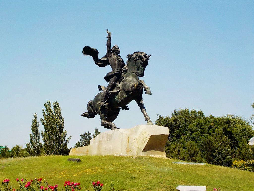 statua suvorov tiraspol