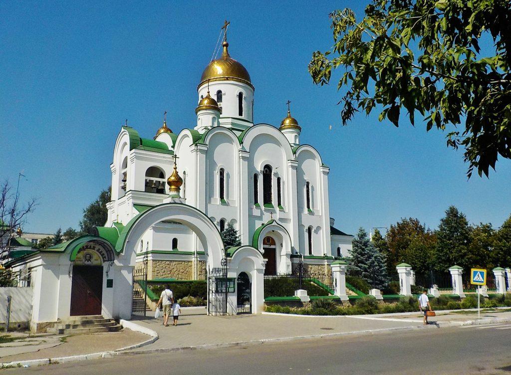 cattedrale tiraspol