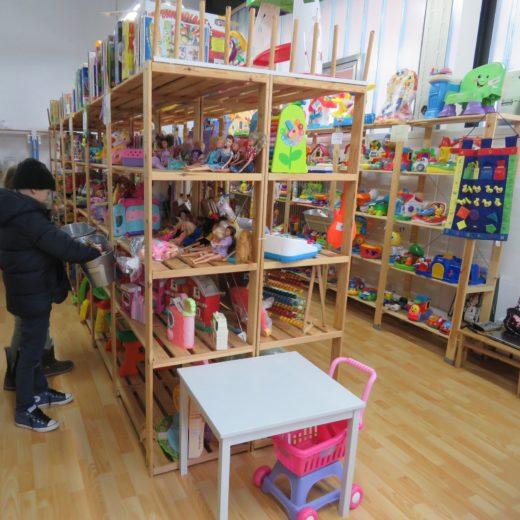 ospedale del giocattolo Lugano