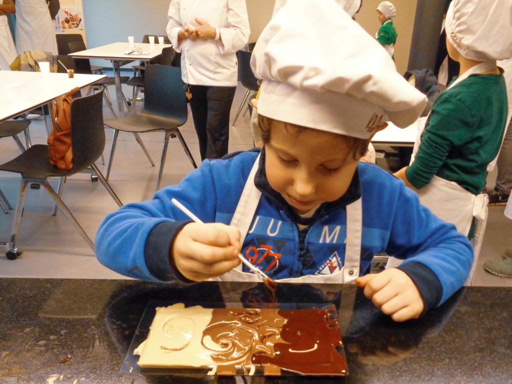 san gallo (flawil), maestrani chocolarium